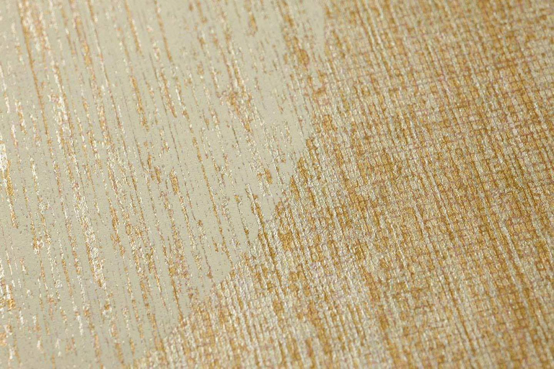 tapete sabulana gold weisssilber hellgrau tapeten der 70er. Black Bedroom Furniture Sets. Home Design Ideas