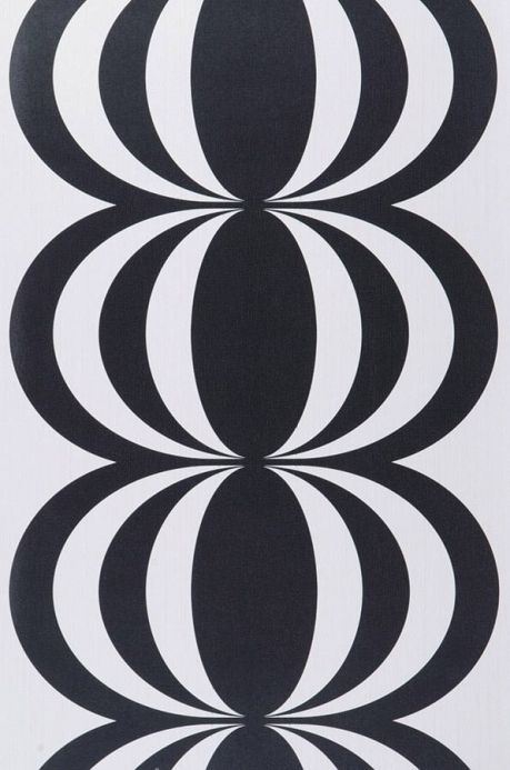 Archiv Wallpaper Perseus black Roll Width