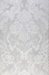 Wallpaper Anastasia grey white