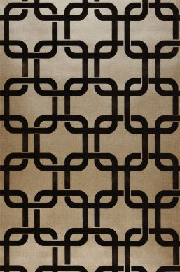 Wallpaper Gizmo brown gold Roll Width