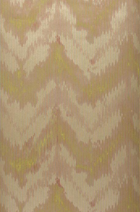 Archiv Carta da parati Tauran marrone beige Larghezza rotolo