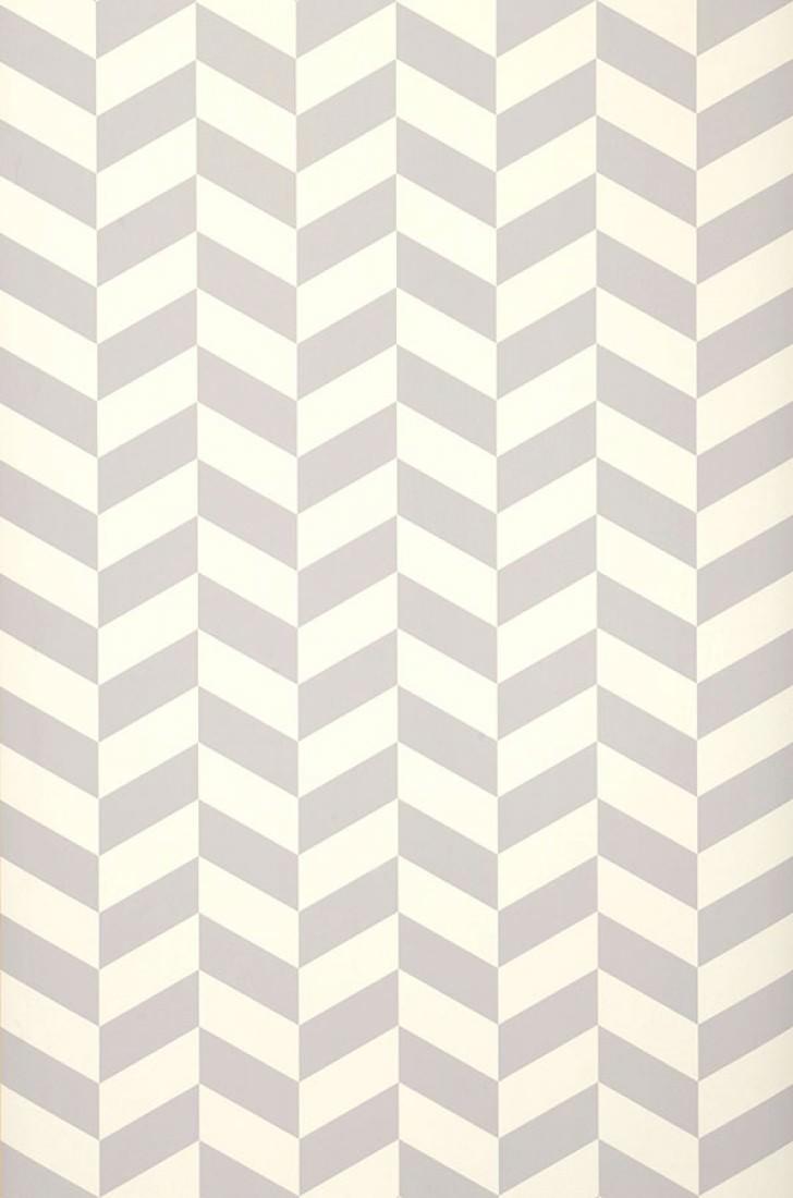 Papel pintado angle blanco crema gris platino papeles - Papel pintado anos 70 ...