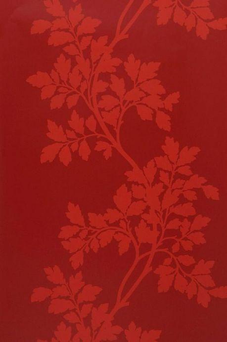 Archiv Papier peint Proteus rouge rubis Largeur de lé
