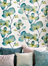 Wallpaper Munroe blue green