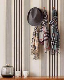 Wallpaper Mareget grey beige