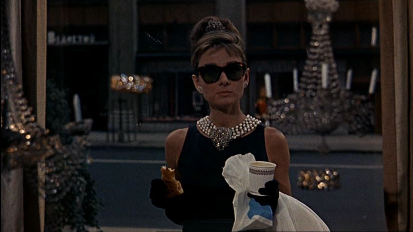 Le carte da parati raccontano: Holly Golightly