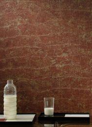 Papel de parede Croco 13 marrom avermelhado