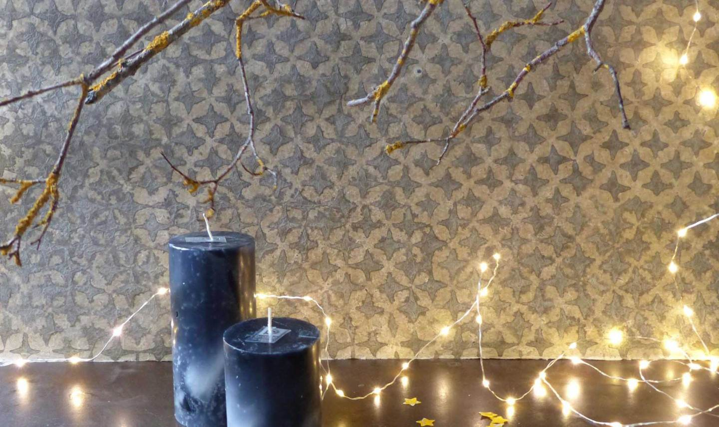 A new interpretation of wallpapers: Le Monde Sauvage
