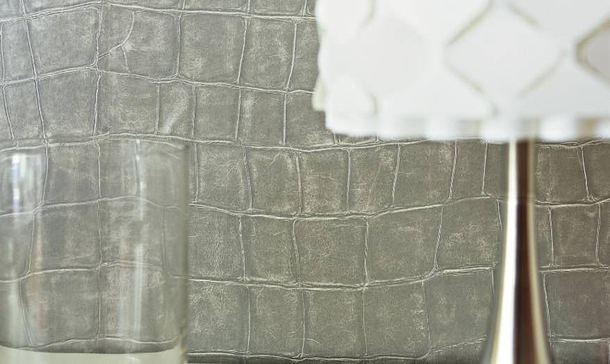 Graue Tapete Mit Muster ~ Alle Ihre Heimat Design Inspiration